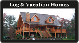 Log and Vacation Homes