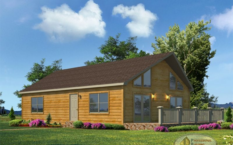 Maverick Modular Home Elevation